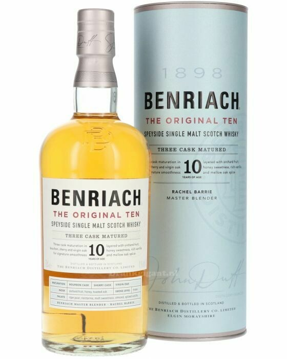 Benriach The Original Ten 43% 70CL