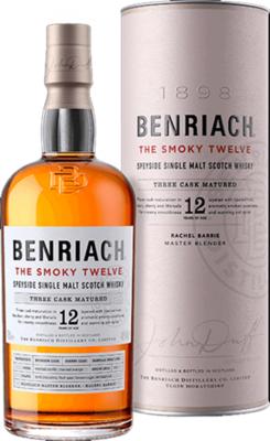 Benriach The Smoky Twelve 46% 70CL