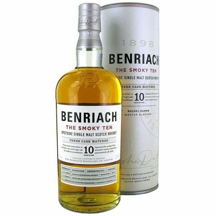 Benriach The Smoky Ten 46% 70CL