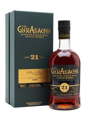 GlenAllachie 21 Years Batch 1 51.4% 70CL