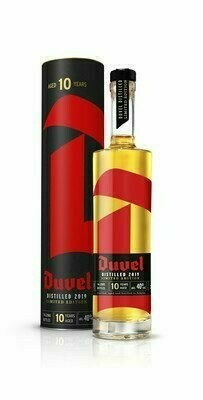 Duvel Distilled 2020 10 Years 40% 50CL