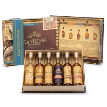 Plantation Rum Experience 6x10Cl 41,03%