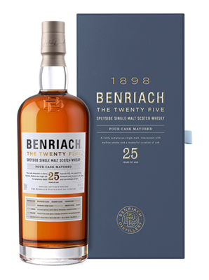 BenRiach 25 Years 46% 70CL