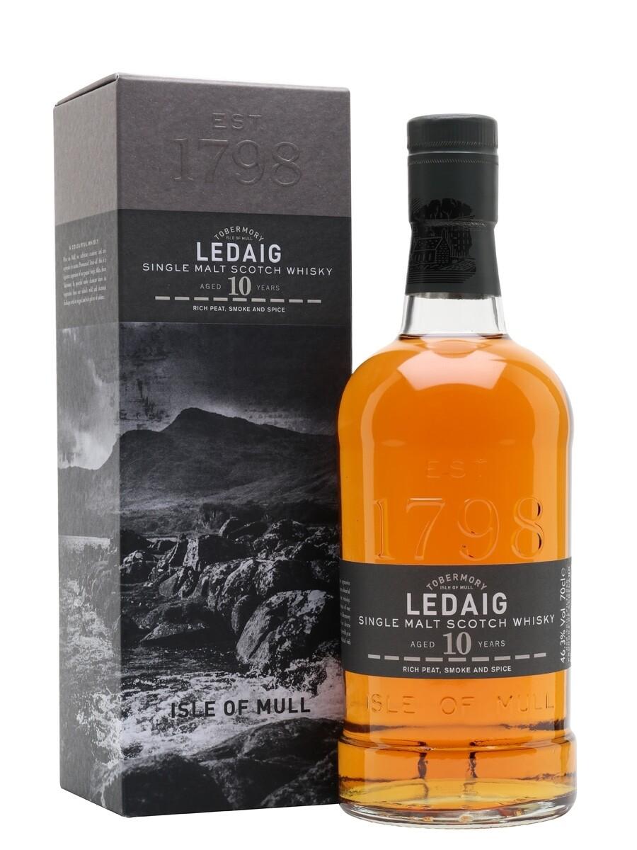Ledaig 10 Years 46.3% 70CL