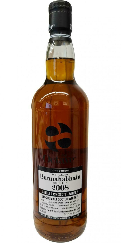 Bunnahabhain 2008 (97 Years Drankenhandel Gos) 55.1% 70CL