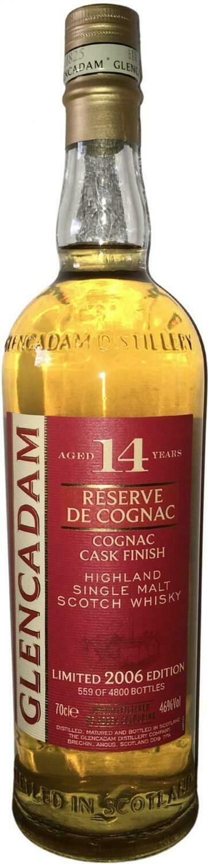 Glencadam 14 Years Réserve De Cognac 56% 70CL