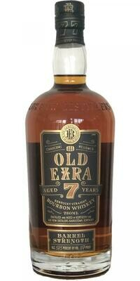 Old Ezra 7 Years 58.5% 70Cl