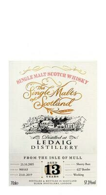 Ledaig 13 Years Single Malt Scotland 47.3% 70CL