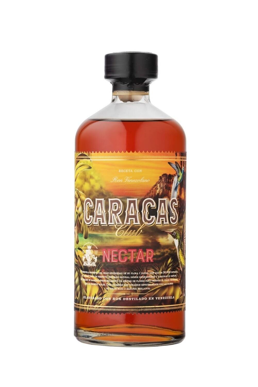 Caracas Club Nectar 40% 70CL