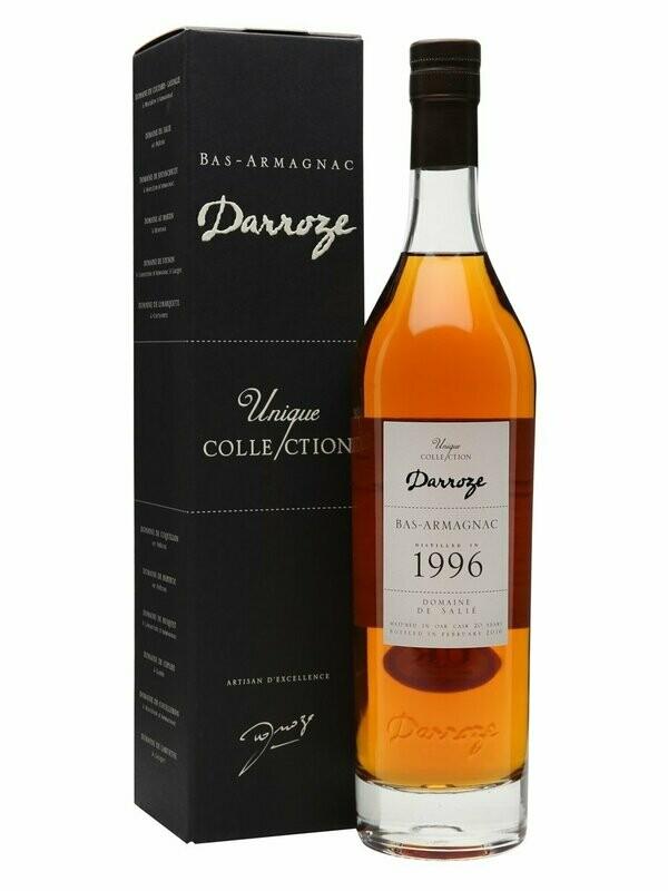 Darroze Armagnac 1996 Domain De Sallie 20 Years 48% 70CL