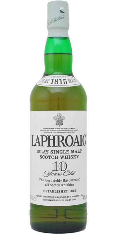Laphroaig 10 Years 40% 70CL