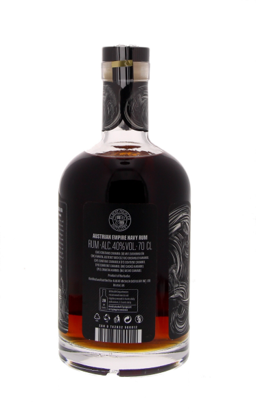 Austrian Empire Navy Rum Reserva 40% 70CL