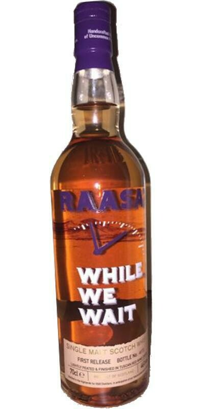 Raasay While We Wait 46% 70CL