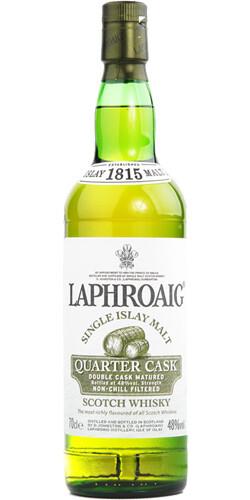 Laphroaig Quarter Cask 48% 70CL 2007