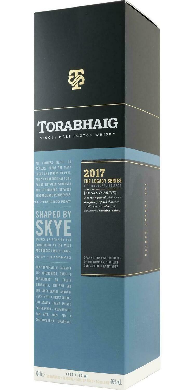 Torabhaig 2017 The Legancy Series 46% 70CL
