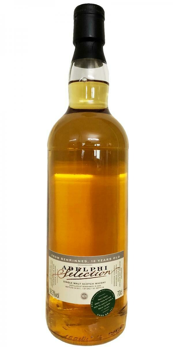 Benrinnes 10 Years Adelphi 58.3% 70CL