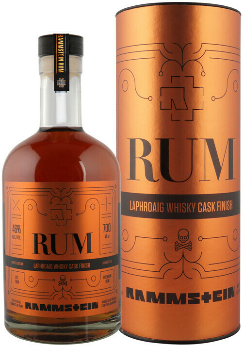 Rammstein Islay Whisky Cask Finish 46% 70CL