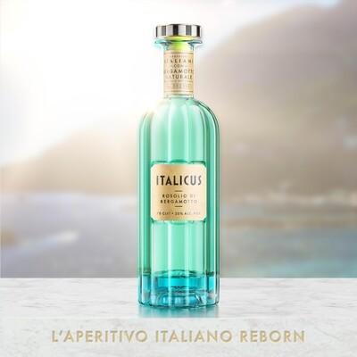 Italicus Bergamotto 20% 70CL
