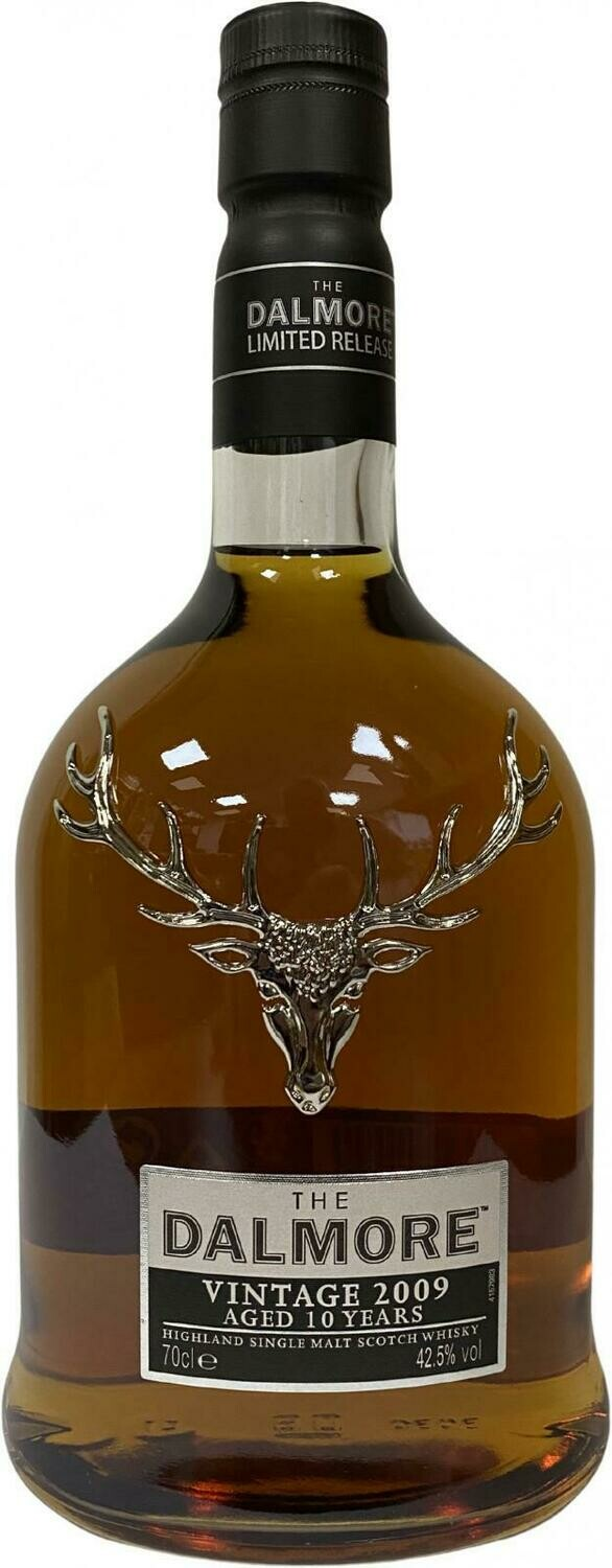 Dalmore 2009 10 Years Vintage 2009 42.5% 70CL