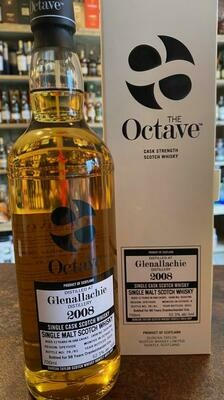 GlenAllachie 12 Years Octave Cask 52.3% 70CL