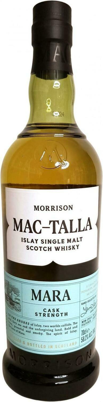 Mac-Talla Mara Cask Strenght 58.2% 70CL