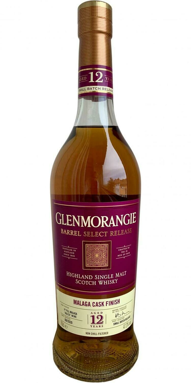 Glenmorangie 12 Years Malaga Cask Barrel Selected Release 47.3% 70CL