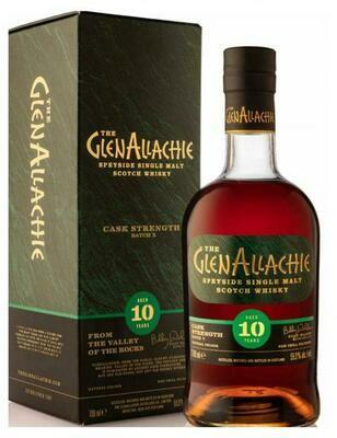 GlenAllachie 10 Years Batch 5 55.9% 70CL