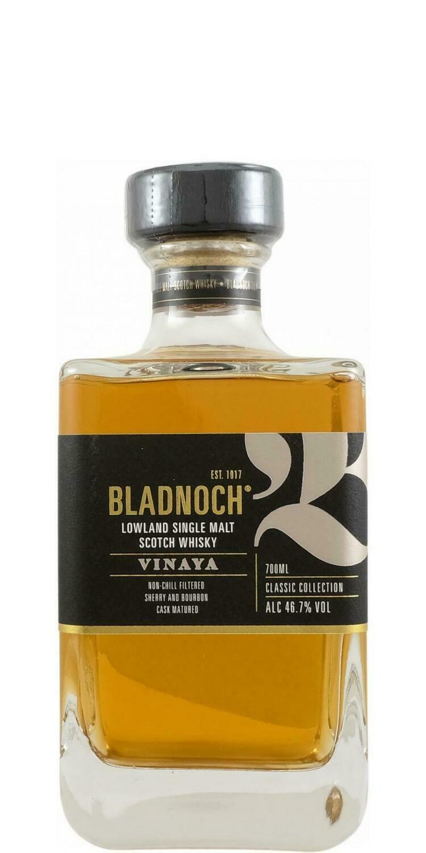 Bladnoch Vinaya 46.7% 70CL