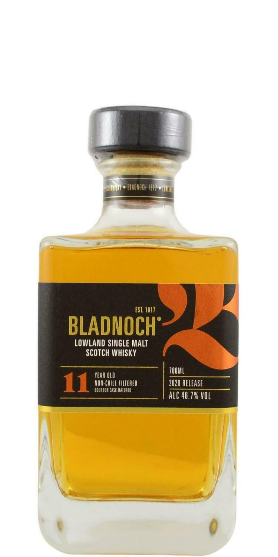 Bladnoch 11 Years 2021 Release 46.7% 70CL