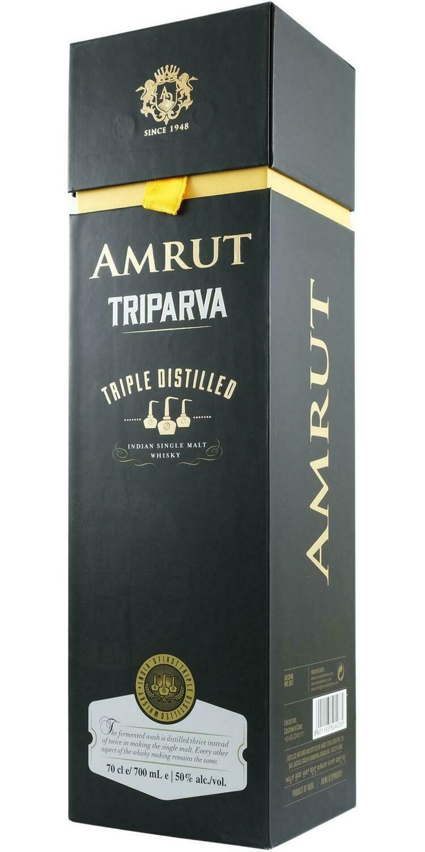 Amrut Triparva 50% 70CL