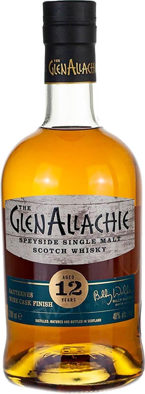 GlenAllachie Wine Series Sauternes Wine Cask Finish 12 Years 48% 70CL