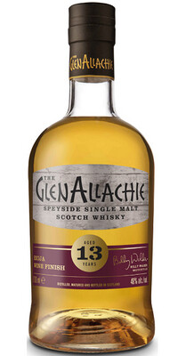 GlenAllachie Wine Series Rioja Wine Cask 13 Years 48% 70CL