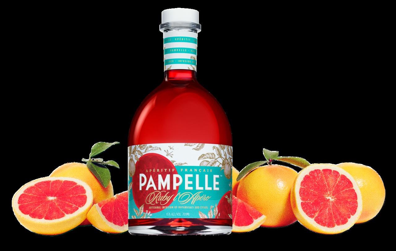 Pampell Ruby Apéro 15% 70CL