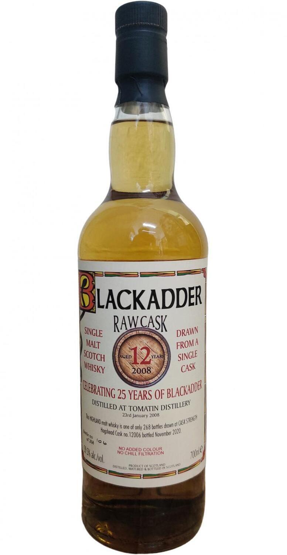 Tomatin BlackAdder 59.5% 70CL