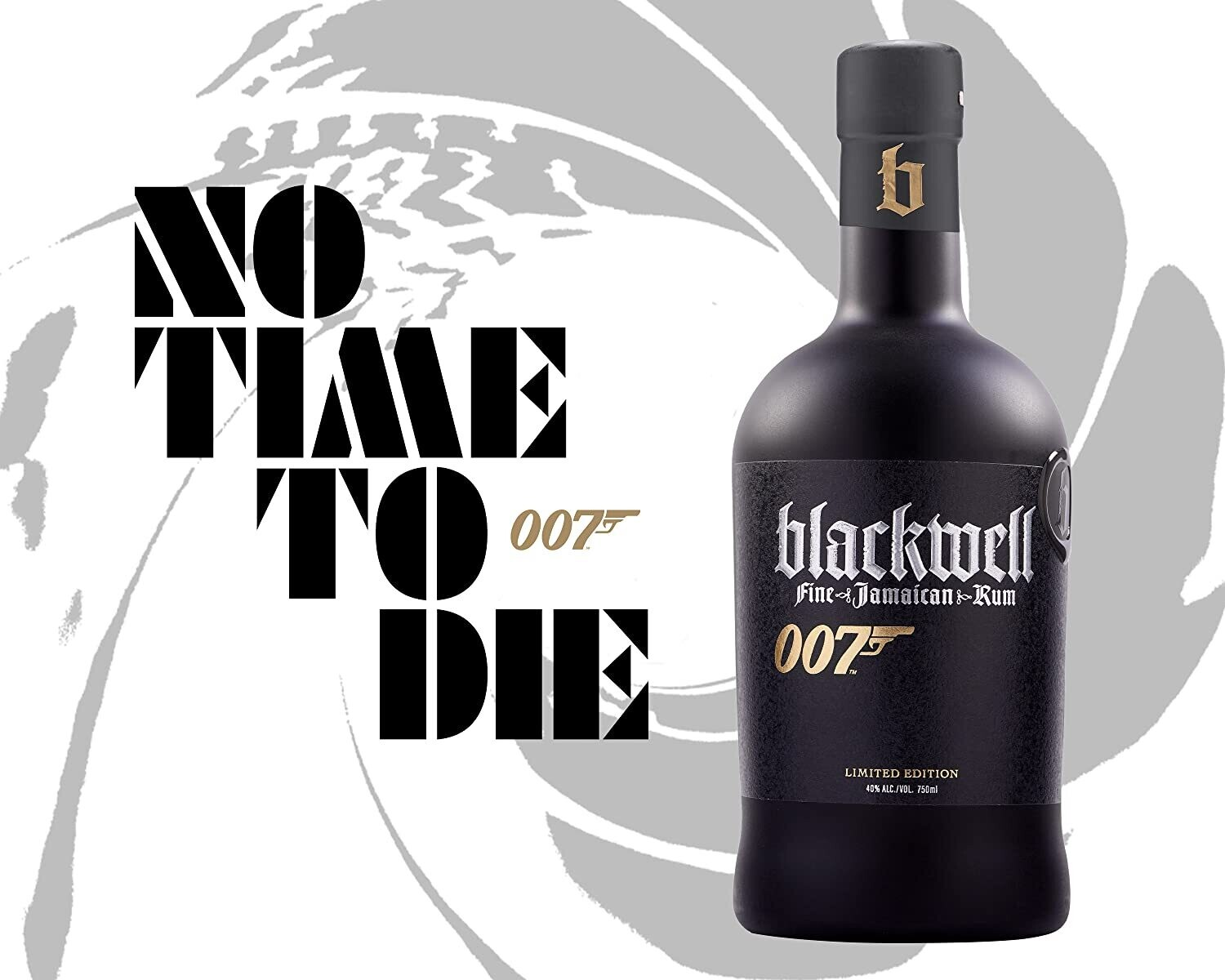 Blackwell Rum 007 40% 70CL
