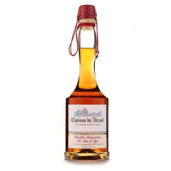 Chateau Du Breuil Calvados 14 ans Whisky Cask 42% 70CL