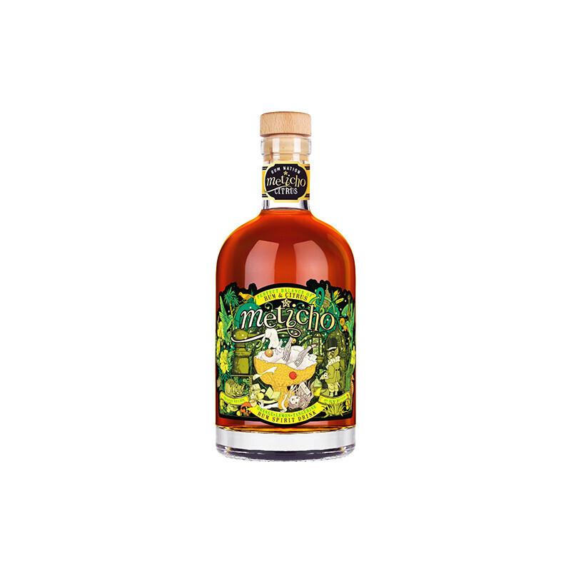 Meticho Citrus Rum 40% 70CL
