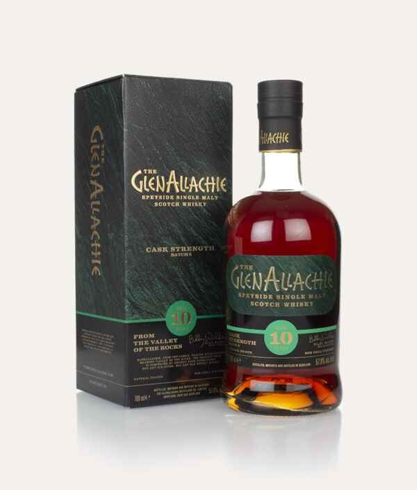 GlenAllachie 10 Years Cask Strenght Batch 6 57.8% 70CL