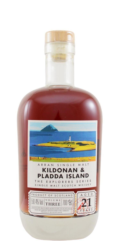 Arran Explorers Series Kildonan & Pladda Island Volume Three 50.4% 70CL