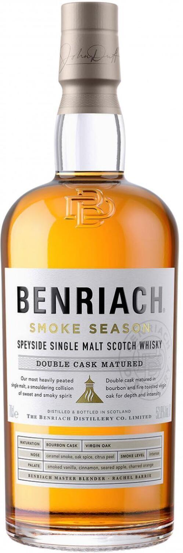 Benriach Smoke Season 52.8% 70CL