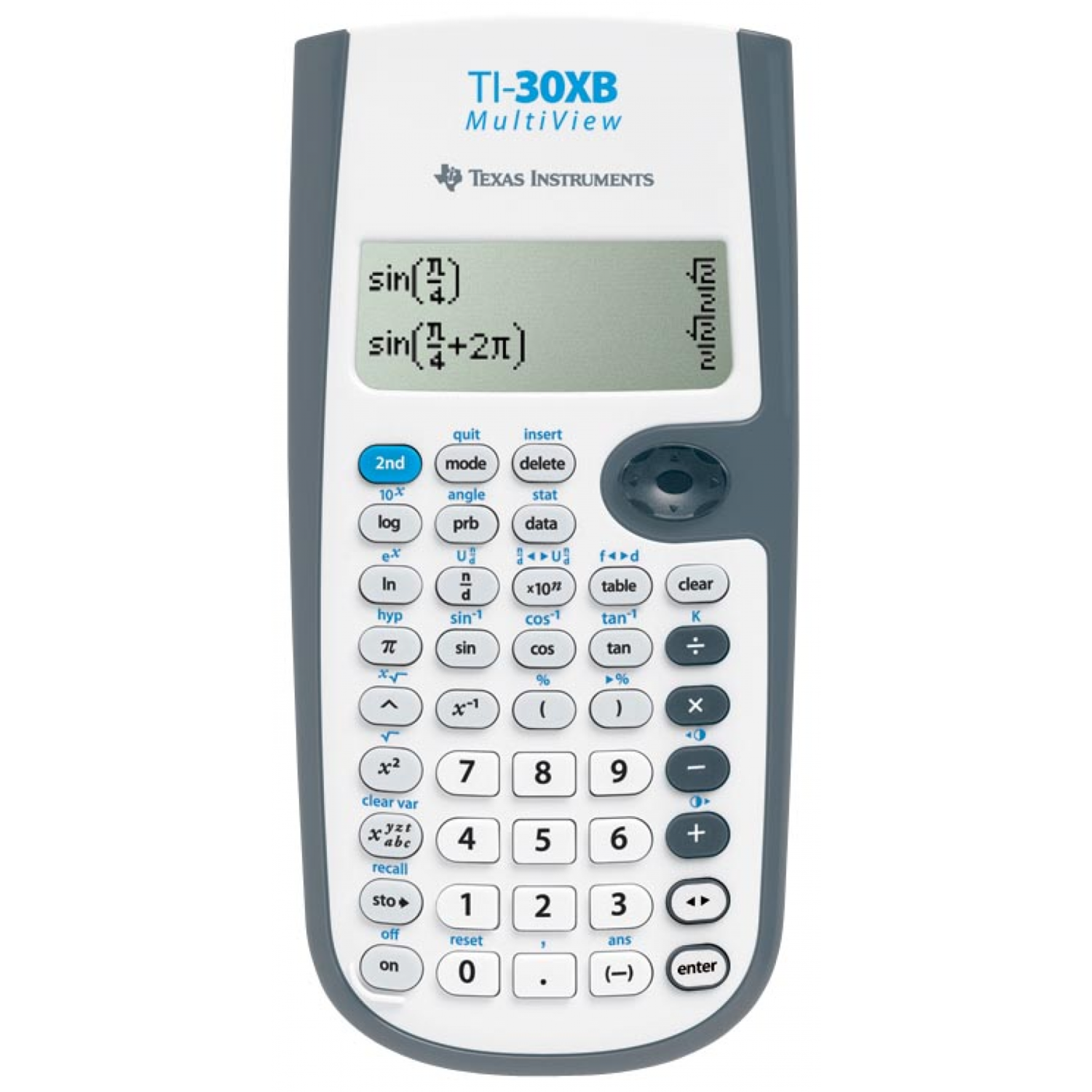 Texas Instruments Rekenmachine TI-30XB