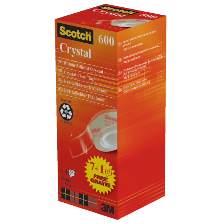 Scotch crystal tape 600