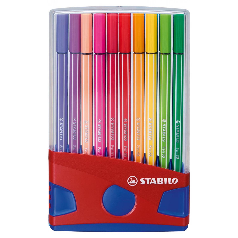 Stabilo Stiften PEN 68