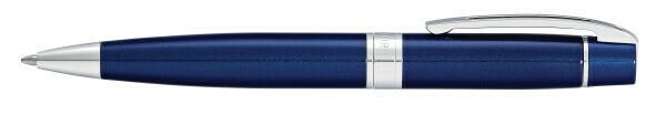 Sheaffer 300  balpen glossy  blauw