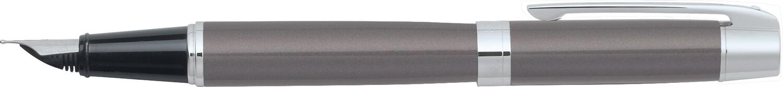 Sheaffer 300 vulpen metallic grey