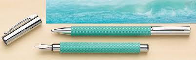 Faber Castell Balpen AMBITION Opart  AQUA