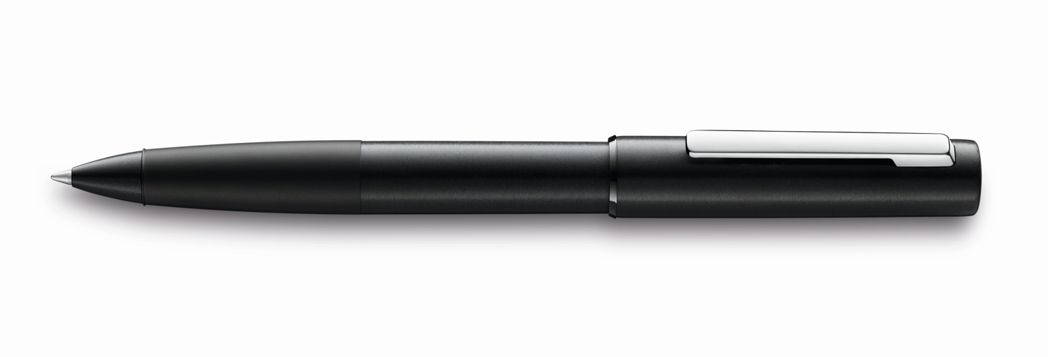 Lamy roller AION black