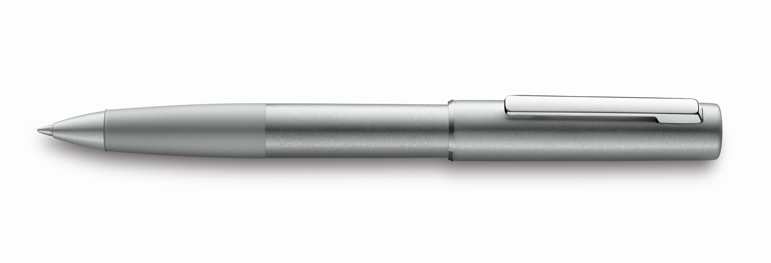 Lamy roller AION olivesilver