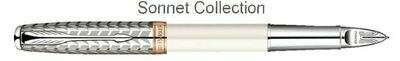 fineliner Parker 5TH SONNET  pink/gold  CT