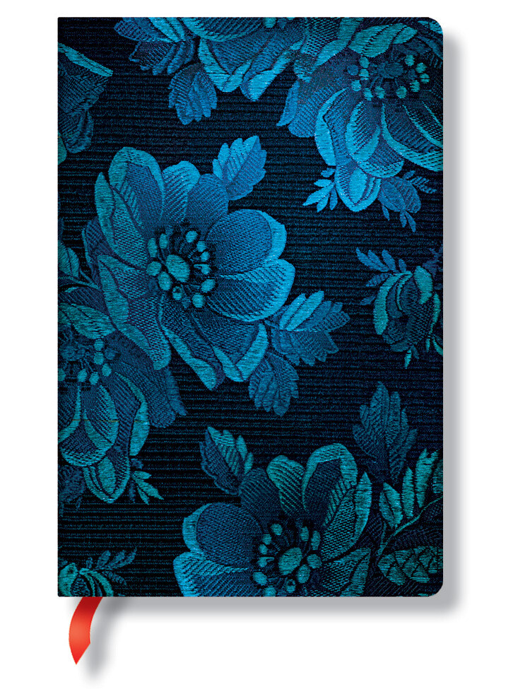 Paperblanks CHIC ET SATIN  Muse bleue